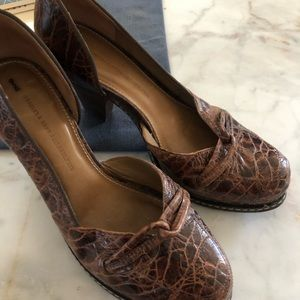 Anthropologie Schuler & Sons Size 9 Heels